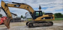 bager CAT 330